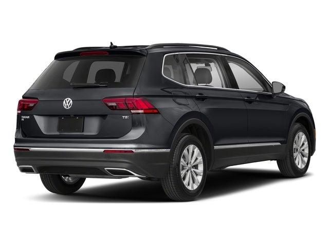 2018 Volkswagen Tiguan S In Tallahassee, FL   Capital Volkswagen