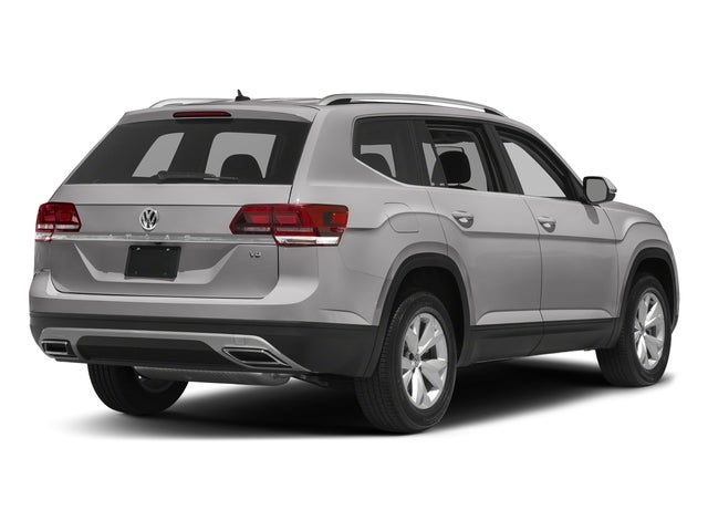 2018 volkswagen atlas 3 6l v6 se w technology tallahassee for Crown motors tallahassee fl