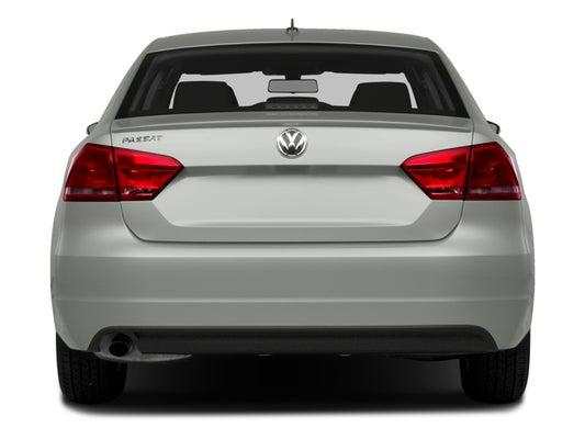 vw passat 2015 front bumper