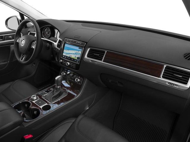 2016 Volkswagen Touareg Lux In Tee Fl Capital